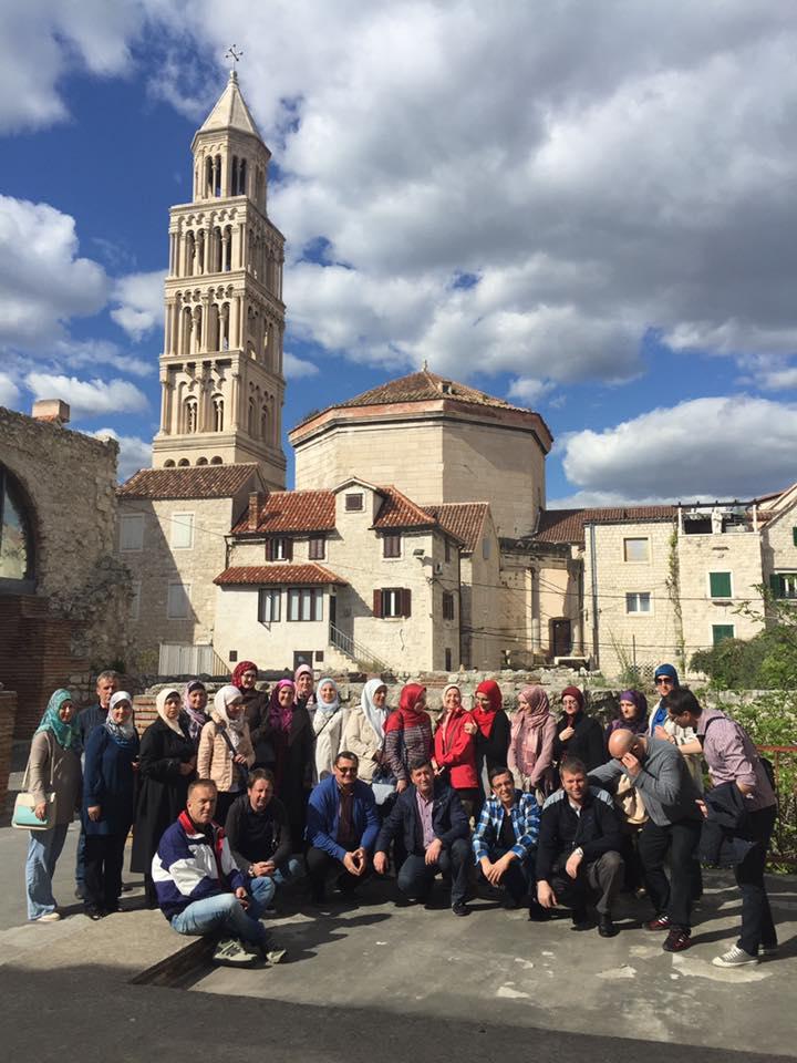 Studijska Posjeta Livnu I Splitu