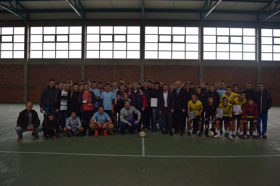 Turnir U Nogometu Za Učenike Osnovnih škola Općine Visoko