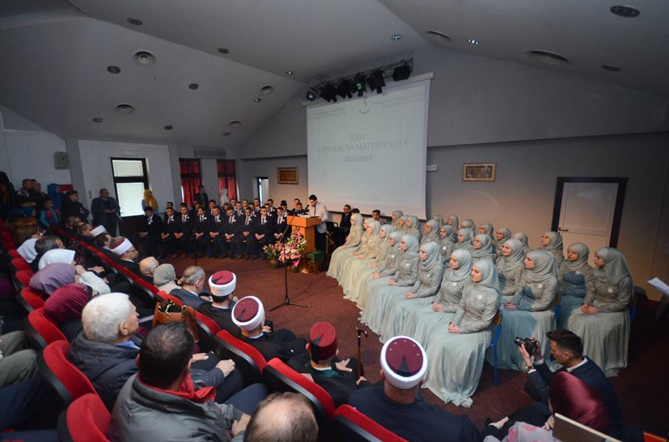 Maturalna Akademija I Promocija 24. Generacije Maturanata
