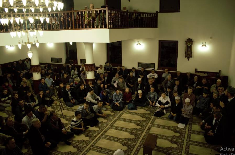 Noć Kur'ana Polaznika škole Hifza