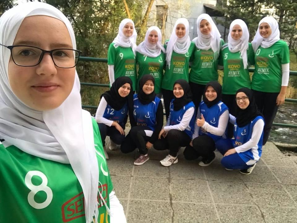 IV Sportski Susreti Za Učenice U Travniku