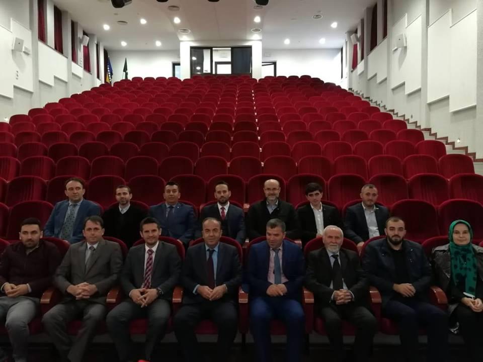 Boravak Direktora I Profesora Medresa Iz Albanije I Makedonije