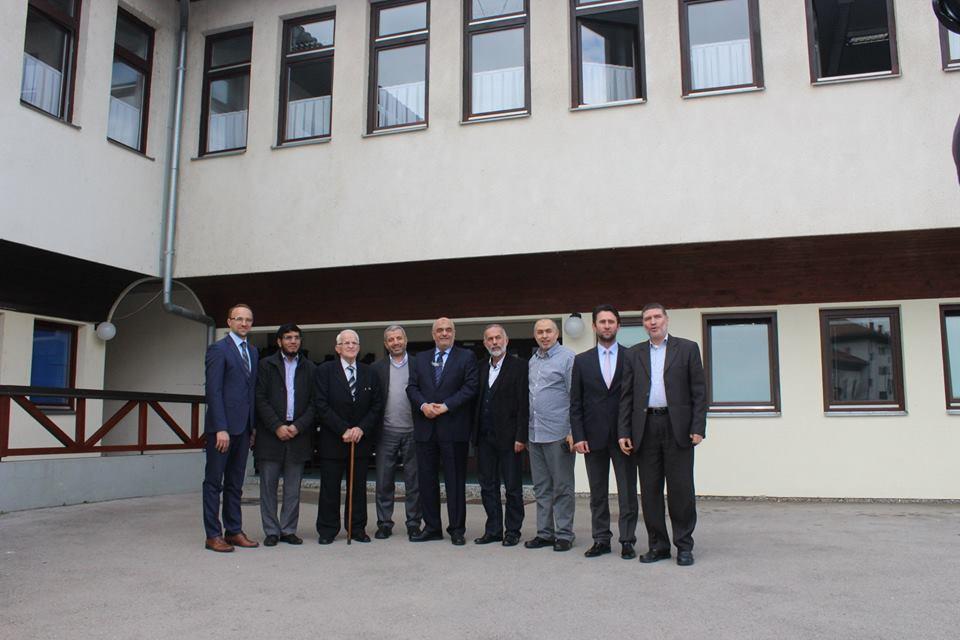 "Dolazak Delegacije ""ISLAMIC RELIEF"" U Posjetu Medresi"