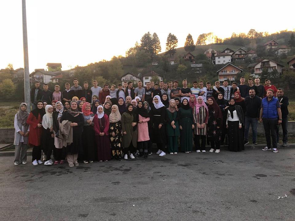 Posjeta Srebrenici I Memorijalnom Centru Potočari